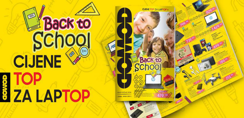 Domod - Back to school ponuda