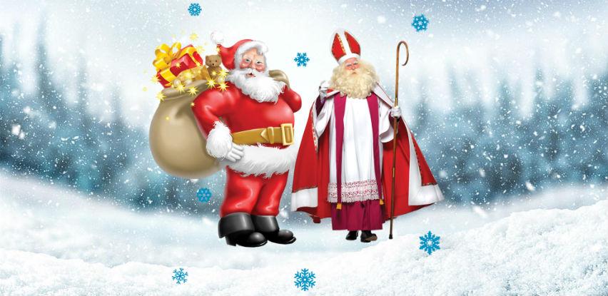 Deda Mraz i sv. Nikola i ove godine u dm prodavnicama!