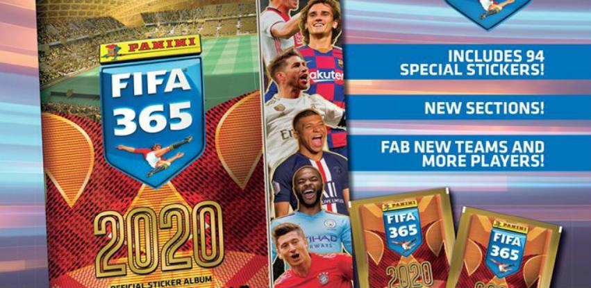 Jeste li već počeli skupljati nove FIFA 365 zvanične kolekcije sličica i albuma?