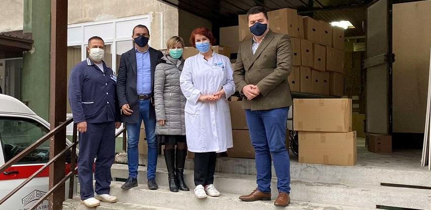 Prevent Grupacija nastavlja sa podrškom zadravstvenim institucijama u BiH