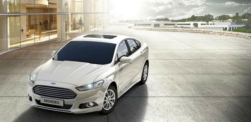 Ford Mondeo Hybrid - Uživajte u prednostima hibridne električne tehnologije