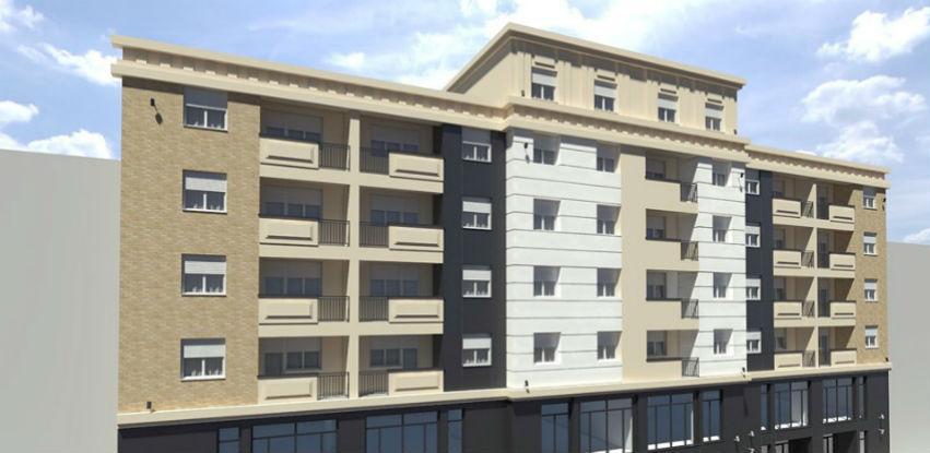 Novi stambeno-poslovni objekat u Zvorniku na atraktivnoj lokaciji
