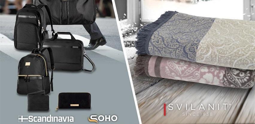 Ponuda proizvoda Scandinavia Soho i Svilanit za vrhunsku uštedu do 70%
