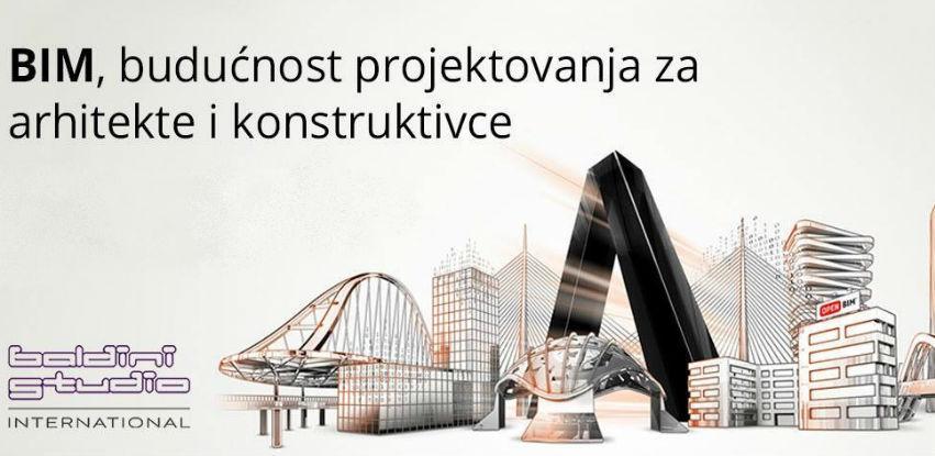 BIM TEHNOLOGIJE - Budite dio BIM svijeta!