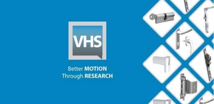 VHS okovi za PVC sisteme