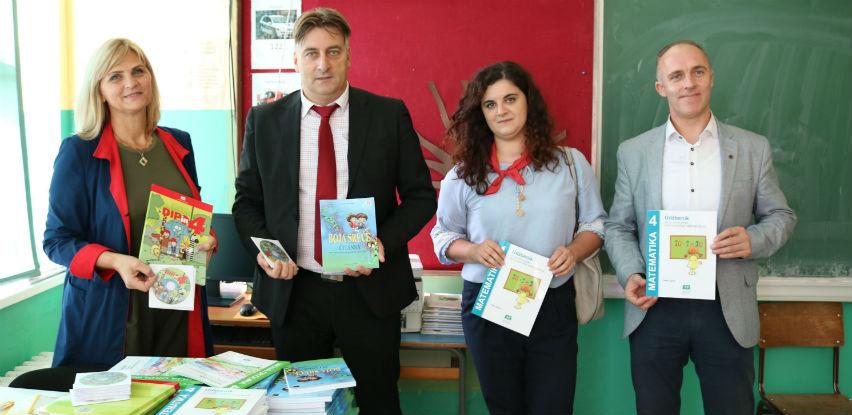 Addiko Banka donirala udžbenike učenicima Prve osnovne škole Ilidža