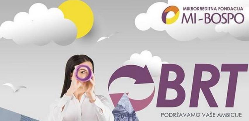 MI-BOSPO predstavlja OBRT, mikrokredit po povoljnim uslovima