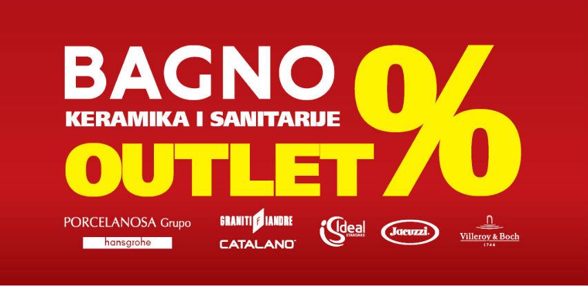 Posjetite BAGNO Outlet i uvjerite se u vrhunski kvalitet proizvoda