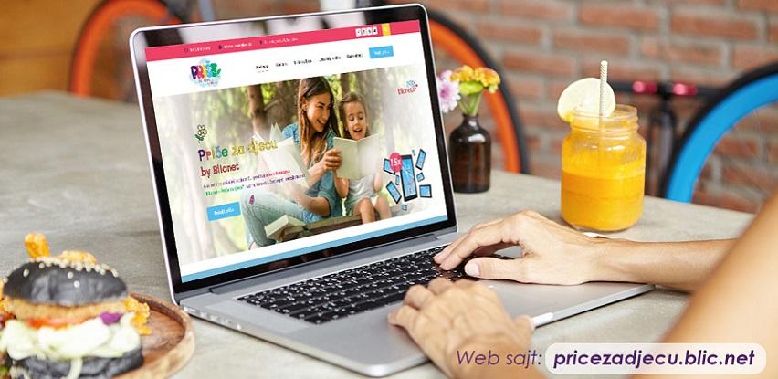 pricezadjecu.blic.net – novi web sajt za promociju dječijih autorskih radova