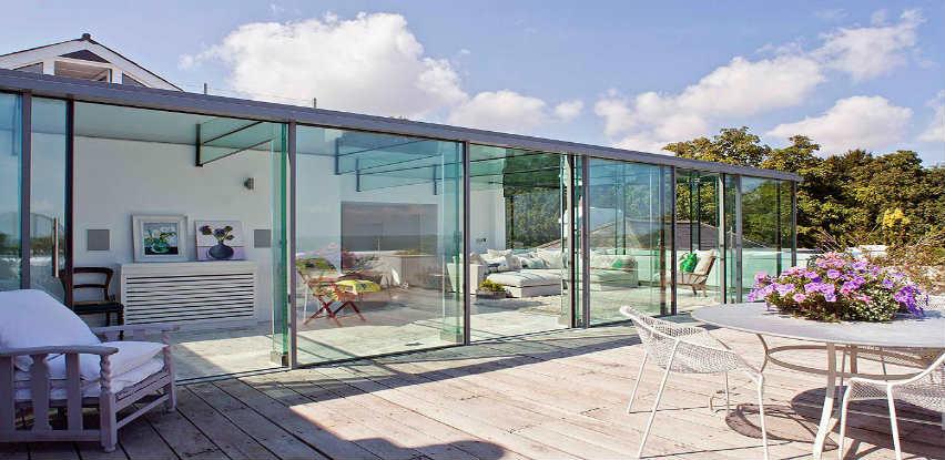Staklena bašta kao čuvar energije, mjesto za odmor i oslobađanje od stresa