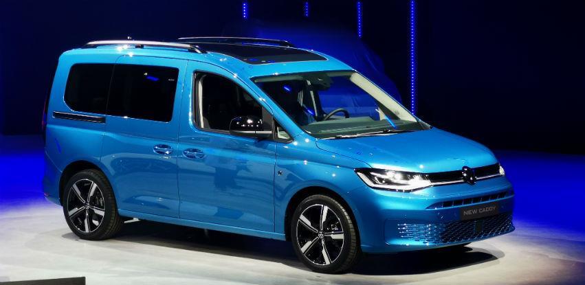 Svjetska premijera Volkswagen Caddyja 5.te generacije (Foto)