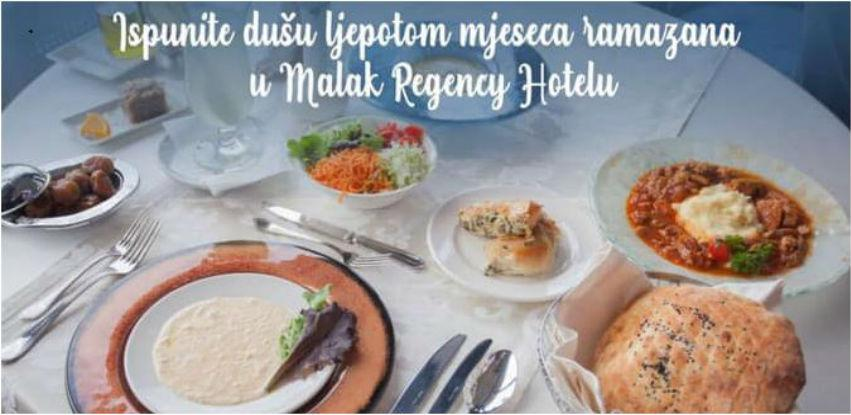Organizaciju individualnih i grupnih iftara prepustite Malak Regency Hotelu