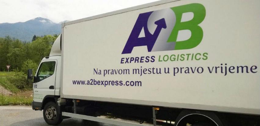 A2B međunarodni drumski transport