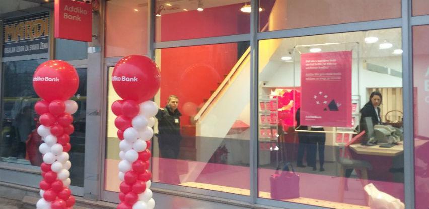 Poslovnica Addiko banke na Pofalićima na novoj lokaciji