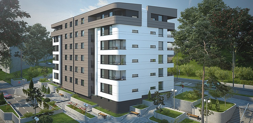INPROZ Group d.o.o. predstavlja kolektivni stambeni objekat