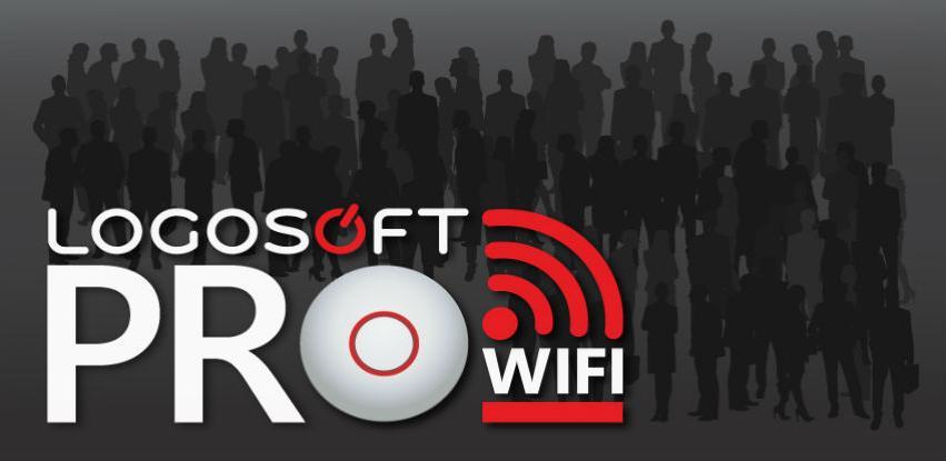 Logosoft PRO WIFI napredno rješenje za pouzdanu i kvalitetnu WIFI mrežu