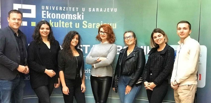 Hifa Oil predstavlja tim Ekonomskog Fakulteta Univerziteta U Sarajevu