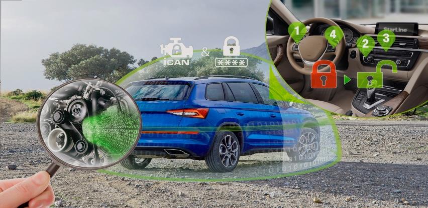 Novi sistem zaštite od krađe auta: Starline Smart Blokator