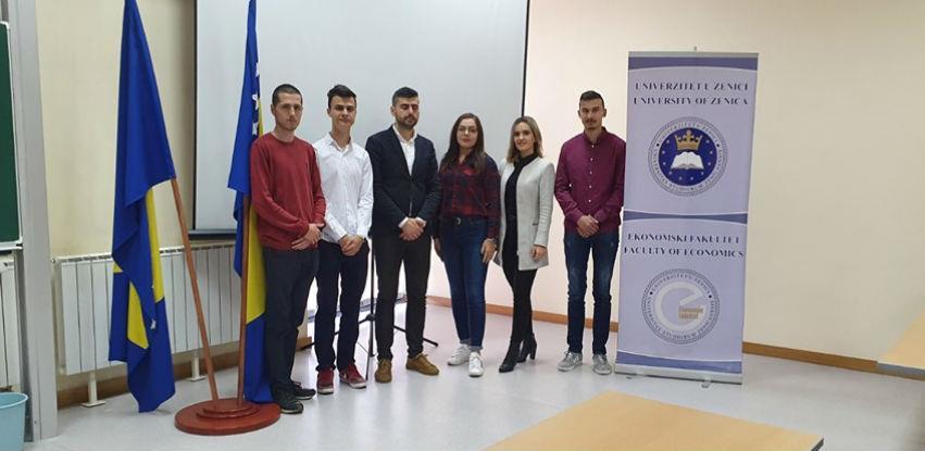 "Predstavljamo Prvi tim ""Hifa Oil Student Competition 2019"""