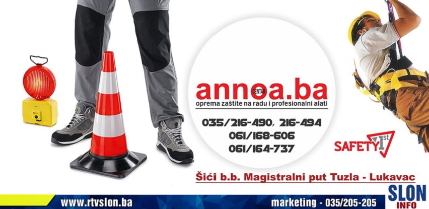 Annoa Tuzla – Ponuda zaštitne opreme i alata za septembar 2021