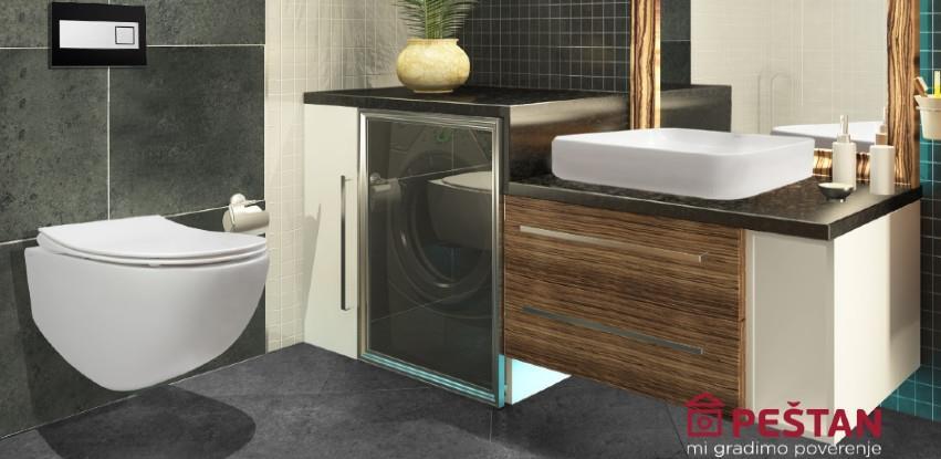 Oprema za kupatilo Peštan: Luksuz kakav zaslužujete