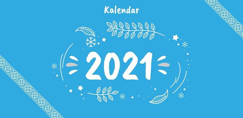 Prekrasni dizajni, inspirativni podsjetnici i digitalni kalendar sve u jednom!