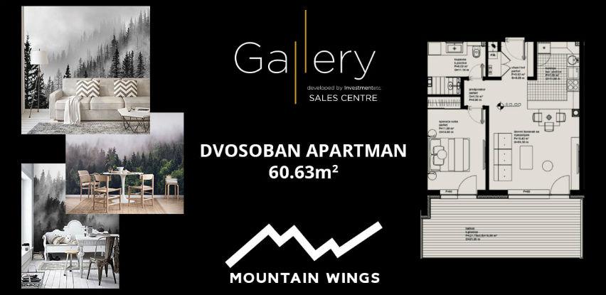 Postanite vlasnici najljepših apartmana na krilima Bjelašnice - Mountain Wings