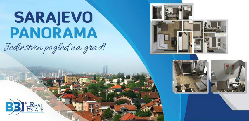 Sarajevo Panorama - Stambeni kompleks odličan izbor za svaku porodicu