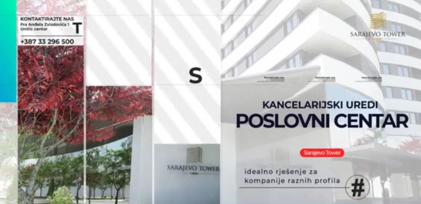 Sarajevo Tower Poslovni centar - Idealno rješenje za kompanije raznih profila