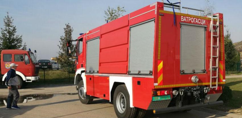 Uspješna isporuka novog vatrogasnog vozila za opštinu Stanari
