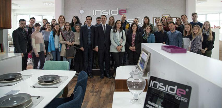 Posjeta studenata i profesora iz Graza firmi Ećo Company