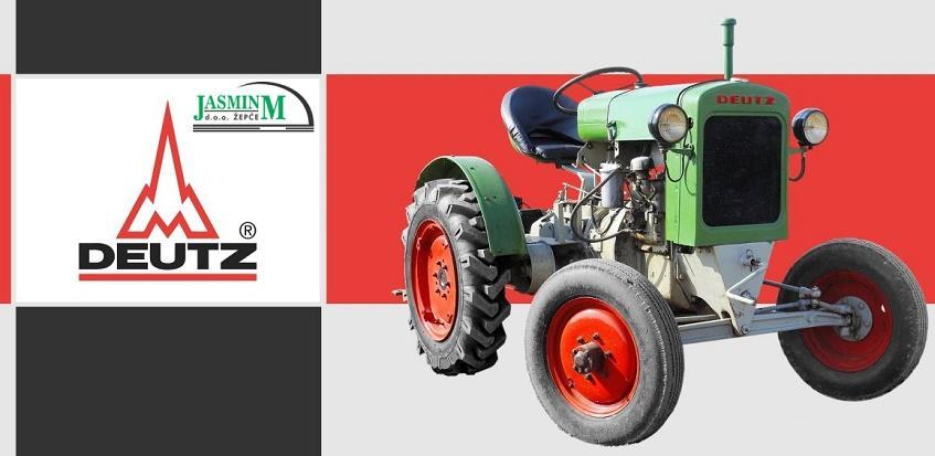 Koristite Deutz motorna ulja i vaš motor će biti pouzdan i učinkovit