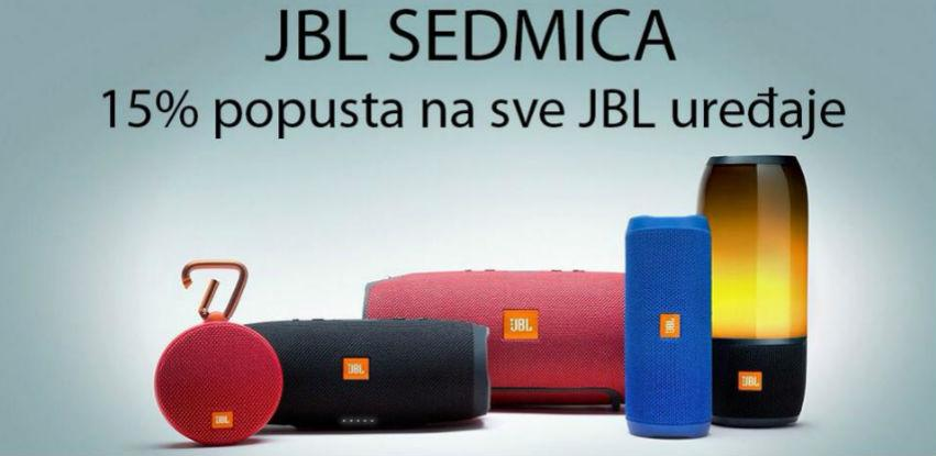 Ostvarite -15% popusta na sve JBL proizvode
