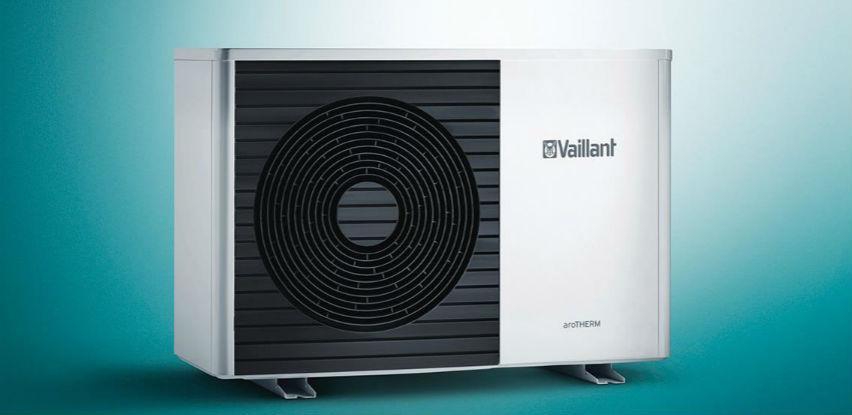 Novi aroTHERM Split sustav dizalice topline zrak/voda