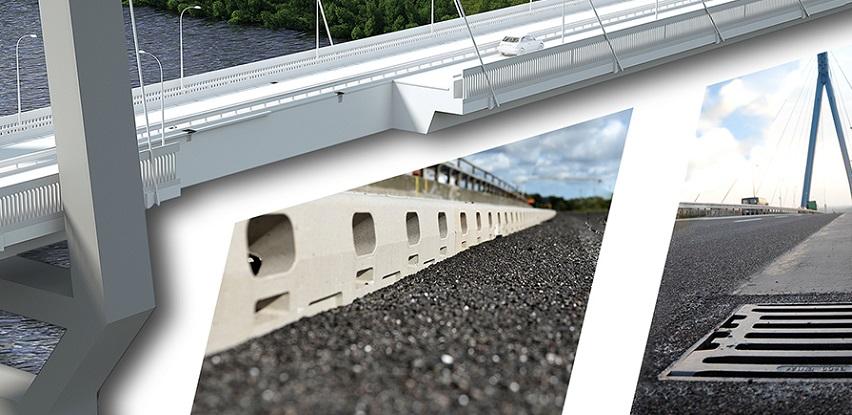 Odvodnja oborinskih voda na mostovima (Video)
