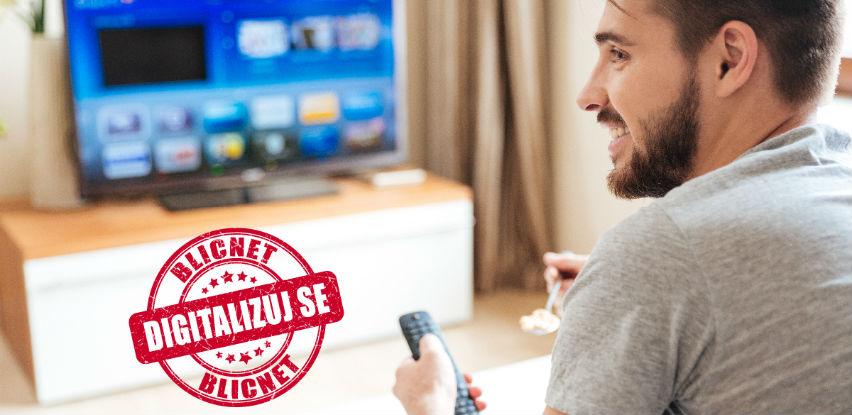 Digitalizuj se! I gledaj mnogobrojne digitalne TV kanale!