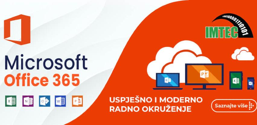 Microsoft office 365: Moderno radno okruženje