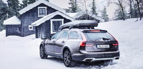 Sigurno u zimu s Volvom pregledanim za 30 KM