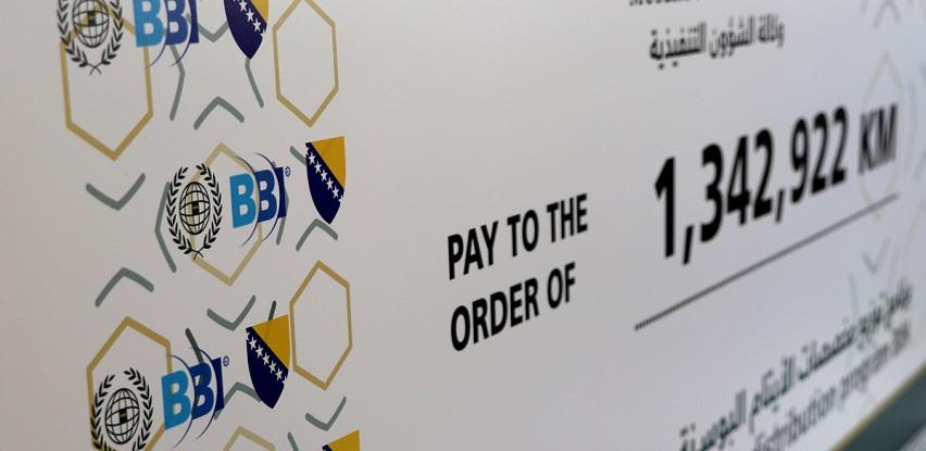 BBI banka podržala projekat pomoći jetimima Bosne i Hercegovine (Foto)