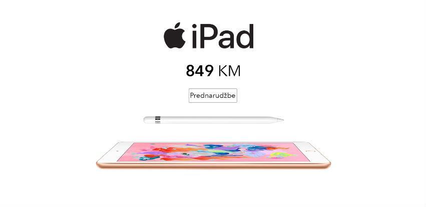 iPad Wi-Fi (2018) - Ni nalik na ijedan kompjuter!