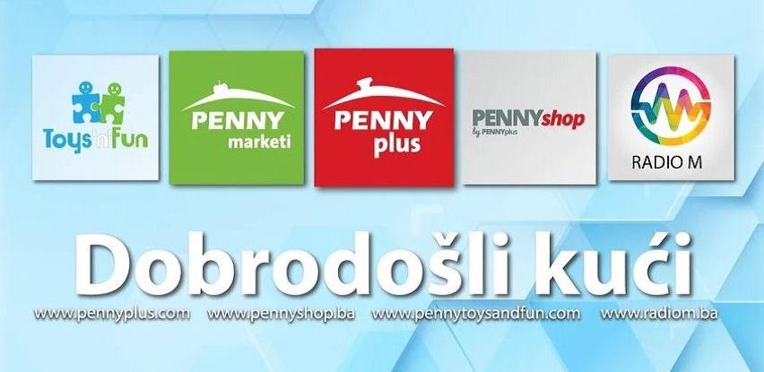 Penny plus donirao građanima Kantona Sarajevo 100.000 KM