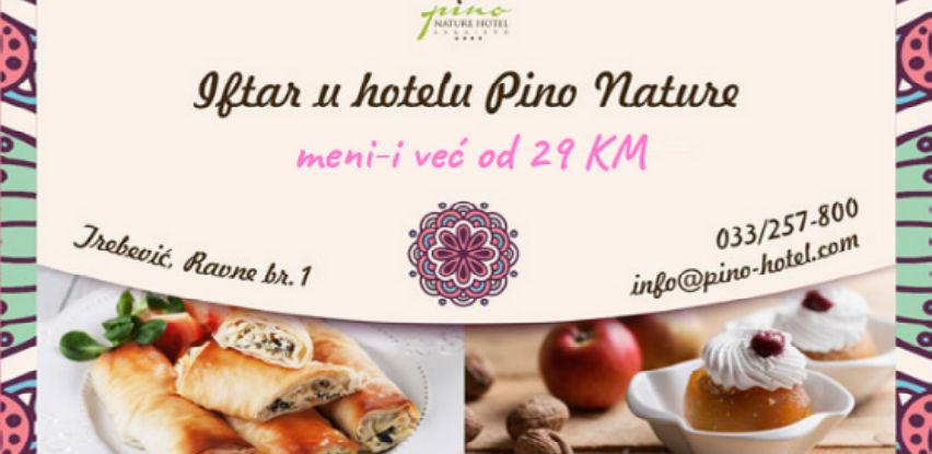 Iftarite u HALAL hotelu Pino Nature 4* na Trebeviću