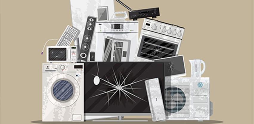 Znate li gdje sa električnim otpadom?