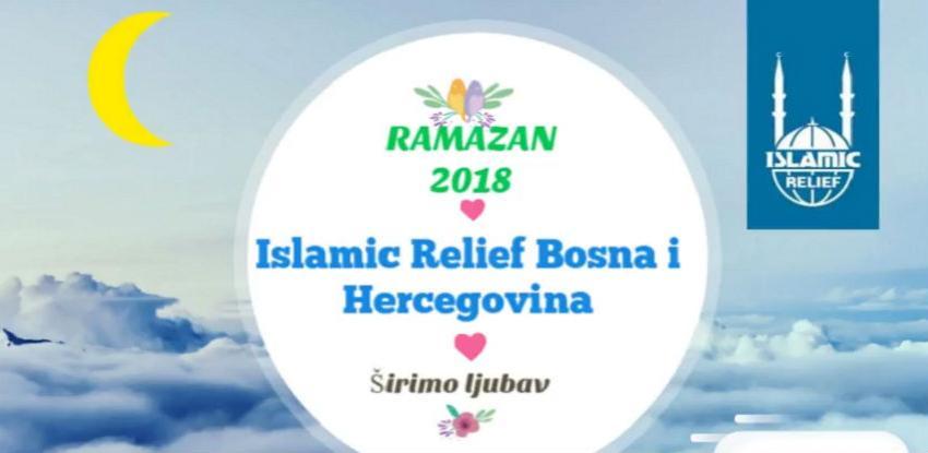 Islamic Relief distribuira prehrambene pakete tokom mjeseca Ramazana