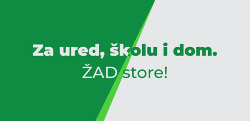 Za ured, školu i dom - ŽAD Store