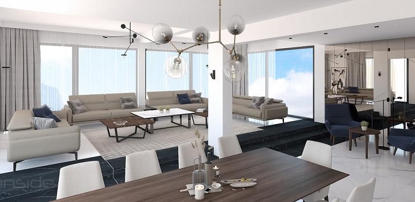 Neutralne boje i minimalizam u uređenju doma i dalje su