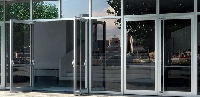 Schüco ADS 65 - ekonomično rješenje ulaznih vrata i dobra toplotna izolacija