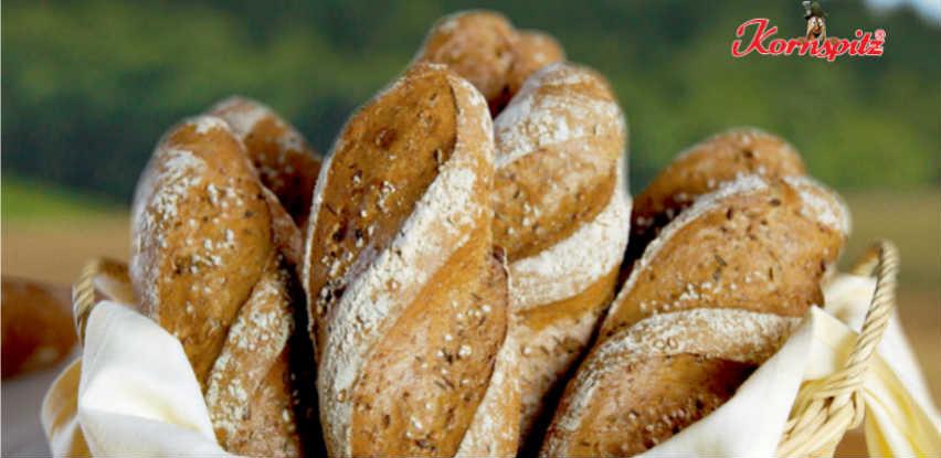 Kornspitz je najomiljenije pecivo Europljana