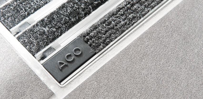 ACO Vario otirači daju poseban naglasak pri ulazu u vaš prostor