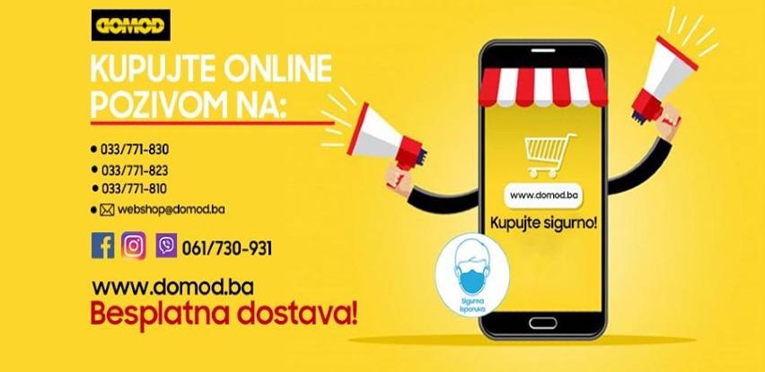 Kupujte sigurno - kupujte online!